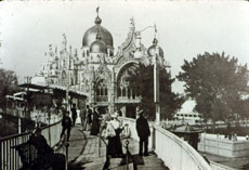L'exposition universelle de Paris en 1900